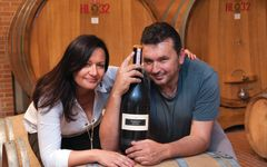 Elvio Cogno Nadia Cogno and Valter Fissore Winery Image