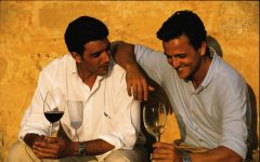 Cusumano Founders Alberto and Diego Cusumano Winery Image