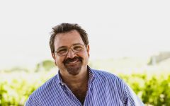 Talbott Winemaker, Dave Coventry Winery Image
