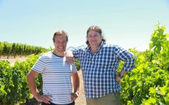 Raats Gavin and Bruwer Raats Winery Image