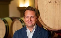Argentiera Owner Stanislaus Turnauer Winery Image