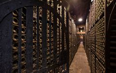 Marques de Riscal Aging Bottles Winery Image