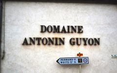 Domaine Antonin Guyon Winery Sign Winery Image