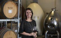 Yealands Tiffani Graydon CEO Yealands Wine Group Winery Image
