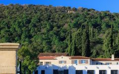 Chateau Minuty An Exceptional Location in Saint-Tropez Winery Image