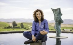 Artesa Vineyards and Winery Winemaker Ana Diogo-Draper Winery Image
