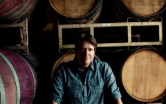 Willamette Valley Vineyards Founder Jim Bernau Winery Image