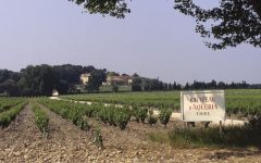 Chateau D'Aqueria Chateau D'Aqueria in Tavel Winery Image