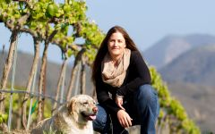 Rancho Sisquoc Winemaker, Sarah Mullins Winery Image