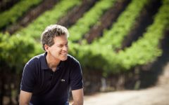 Paul Hobbs Paul Hobbs in the Vineyard Winery Image