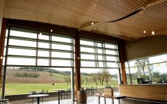 Stoller Family Estate Tasting Room interior Winery Image