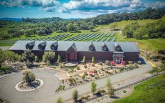 Roth Roth Estate Solar Panels Winery Image