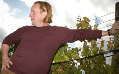 Anne Amie Winemaker, Thomas Houseman Winery Image
