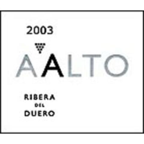 Aalto  2003 Front Label