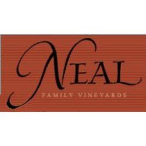 Neal Family Rutherford Dust Cabernet Sauvignon 2004 Front Label