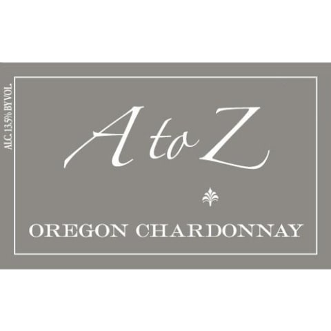 A to Z Chardonnay 2008 Front Label