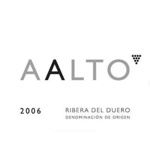 Aalto  2006 Front Label
