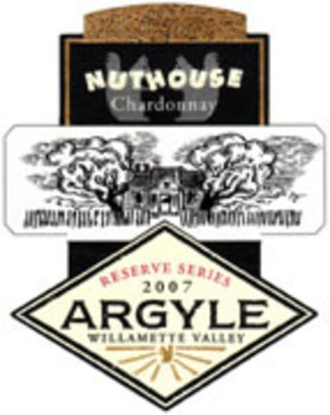 Argyle Nuthouse Chardonnay 2007 Front Label