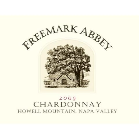 Freemark Abbey Chardonnay 2009 Front Label