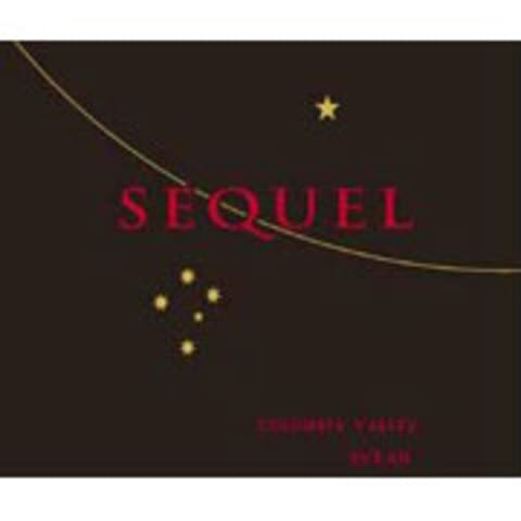 Sequel Syrah 2006 Front Label