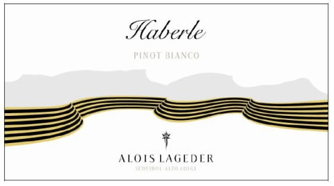 Alois Lageder Pinot Blanc Haberle 2007 Front Label