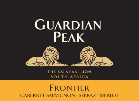 Guardian Peak Frontier 2010 Front Label
