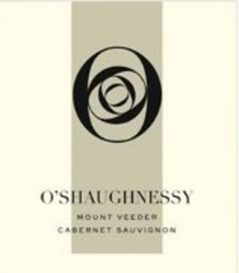 O'Shaughnessy Howell Mountain Cabernet Sauvignon 2008 Front Label