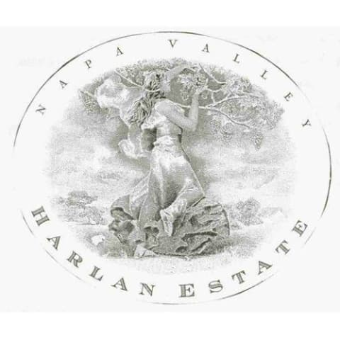 Harlan Estate (scuffed label) 2003 Front Label