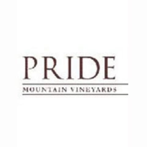 Pride Mountain Vineyards Cabernet Franc (1.5 Liter Magnum) 2002 Front Label