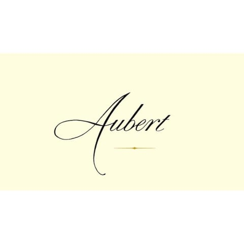 Aubert Lauren Vineyard Chardonnay 2008 Front Label