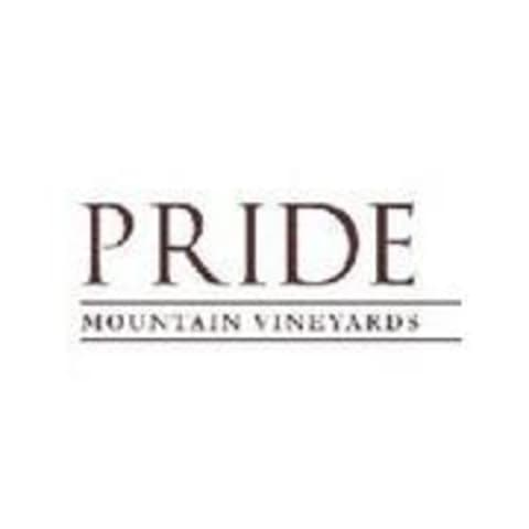 Pride Mountain Vineyards Merlot 2003 Front Label