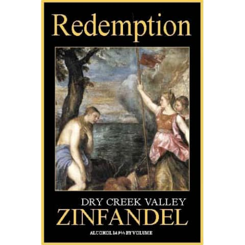 Alexander Valley Vineyards Redemption Zin 2009 Front Label