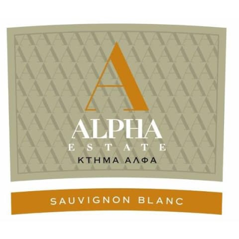 Alpha Estate Sauvignon Blanc 2011 Front Label