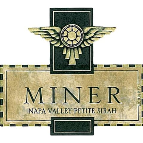 Miner Family Napa Valley Petite Sirah 2004 Front Label