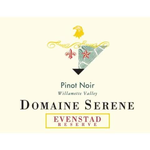 Domaine Serene Evenstad Reserve Pinot Noir 2010 Front Label