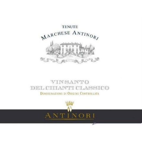 Antinori Vinsanto (500ML) 2008 Front Label