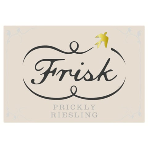Frisk Prickly Riesling 2013 Front Label