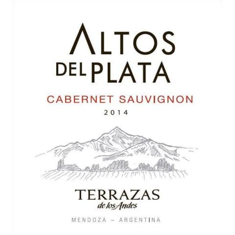 Terrazas De Los Andes Altos Del Plata Cabernet Sauvignon 2014