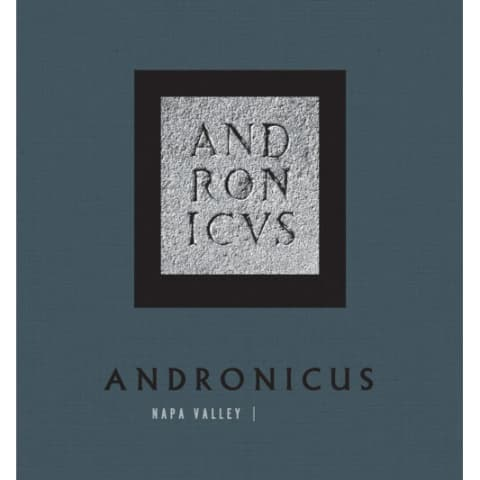 Andronicus Sauvignon Blanc 2014 Front Label