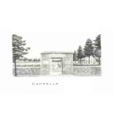 Abreu Vineyards Cappella 2007 Front Label