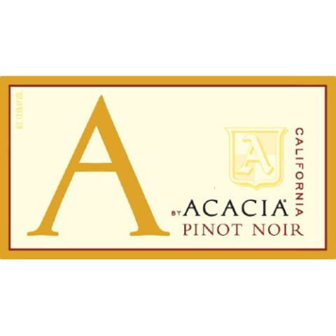 A by Acacia Pinot Noir 2014 Front Label