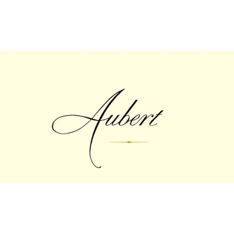 Aubert Quarry Vineyard Chardonnay 2004 Front Label