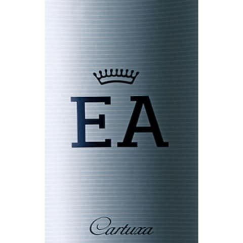 Cartuxa EA Red 2014 Front Label