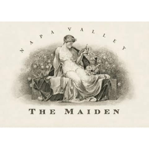 Harlan The Maiden 2001 Front Label