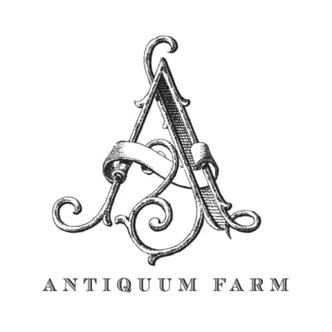 Antiquum Farm Aurosa Pinot Gris 2015 Front Label