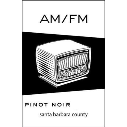 AM/FM Pinot Noir 2014 Front Label