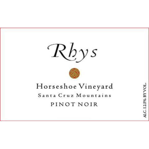 Rhys Vineyards Horseshoe Vineyard Pinot Noir (1.5L Magnum) 2014 Front Label