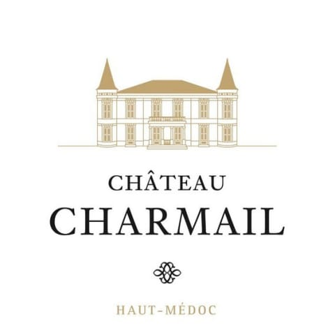 Chateau Charmail  2016 Front Label
