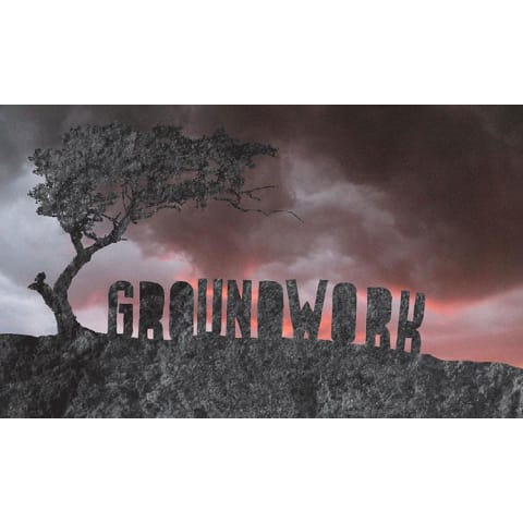 Groundwork Mourvedre 2015 Front Label