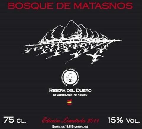 Bosque De Matasnos Edicion Limitada 2011 Wine Com